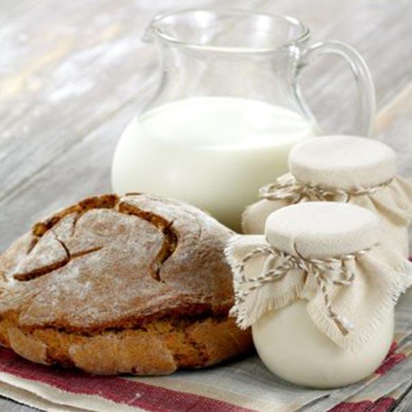 Хлеб цельнозерновой на кефире