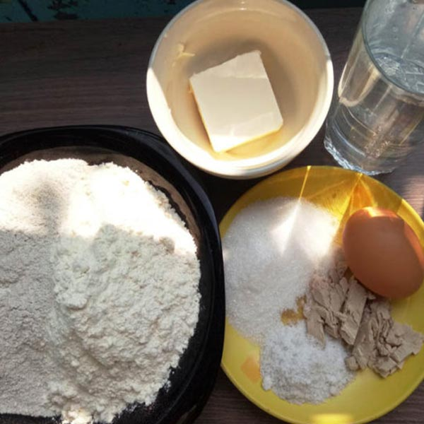 Хлеб в хлебопечке рецепт