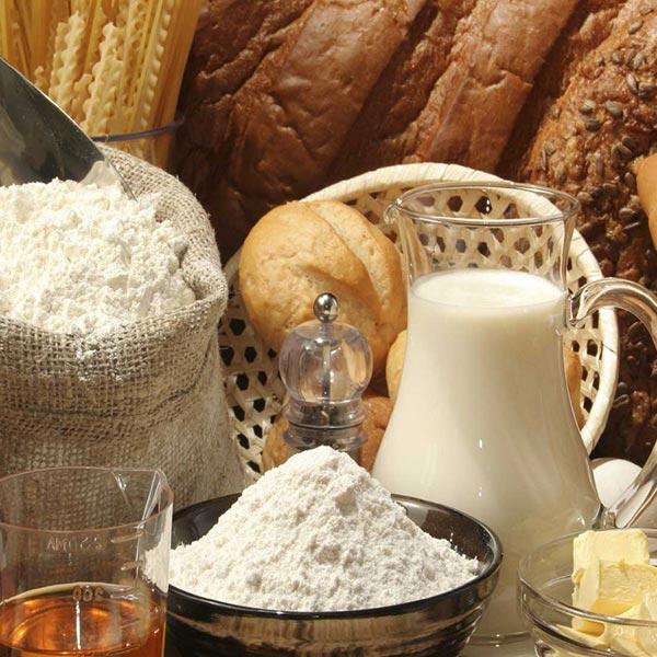 Основные компоненты для хлеба