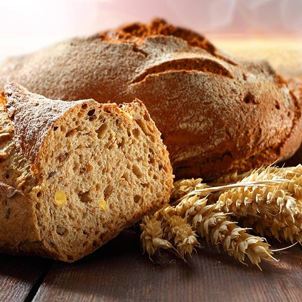 Пышный цельнозерновой хлеб рецепт