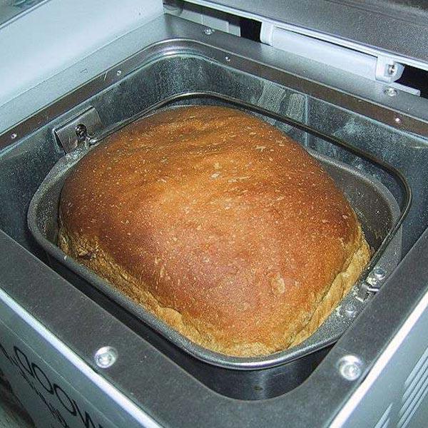Рецепт цельнозернового хлеба для хлебопечки