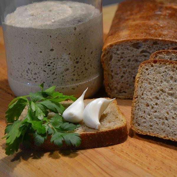Рецепты хлеба домашнего приготовления