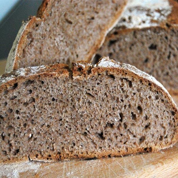 Рецепты цельнозернового хлеба