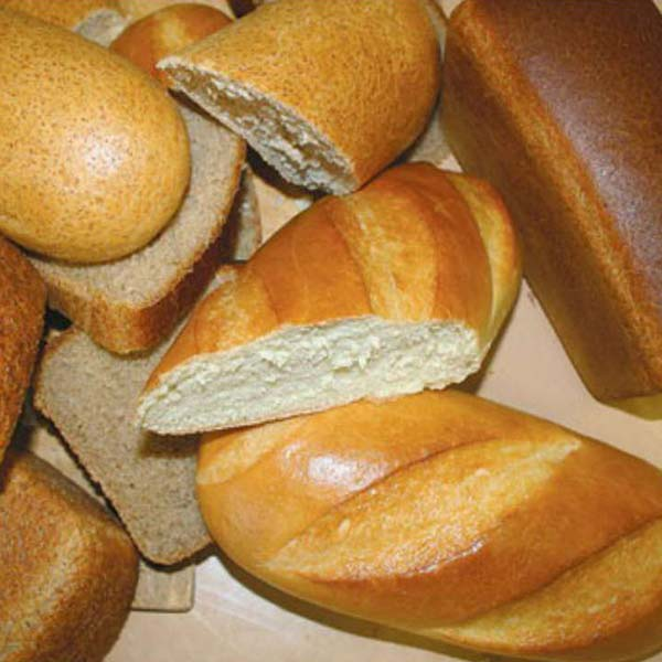 Сравнение хлебобулочных изделий