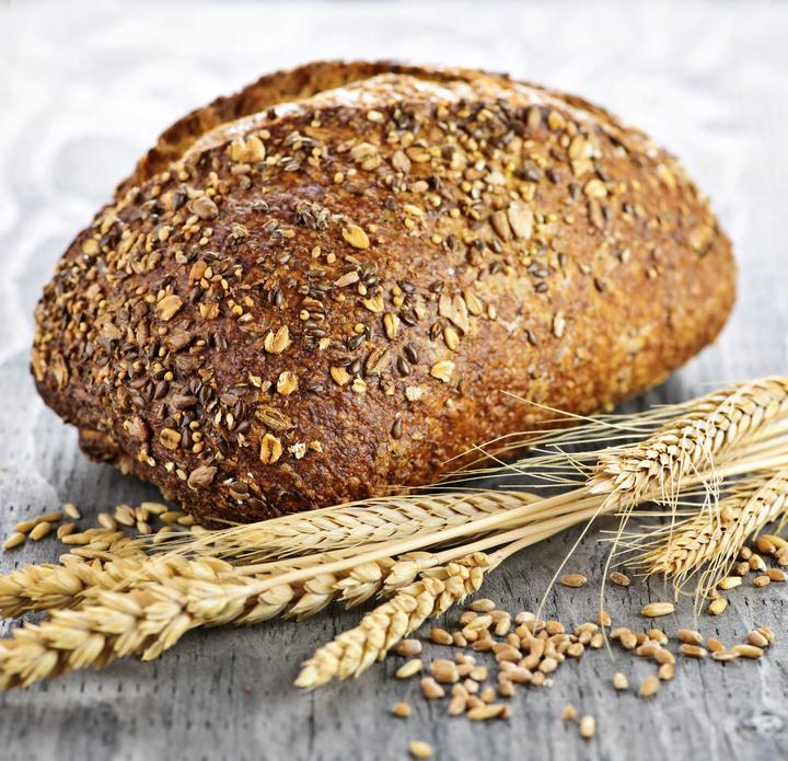 Цельнозерновой хлеб на закваске рецепт