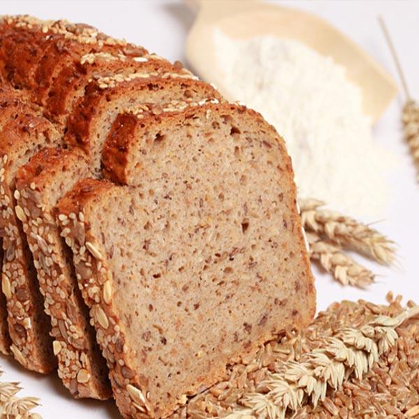 хлеб из цельнозерновой муки вхлебопечке