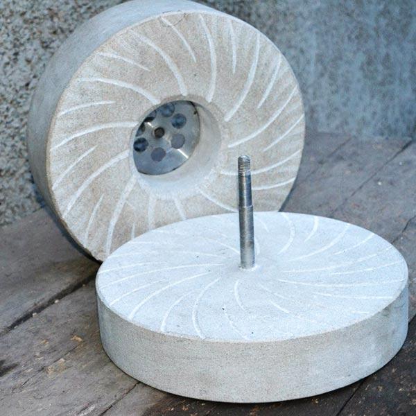 Ручная мельница каменотес