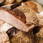 Бездрожжевой хлебец