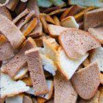 Сухари хлебные