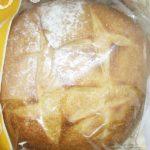 Бездрожжевой белый хлеб