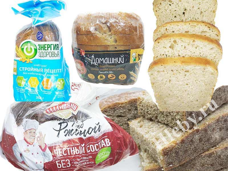 Какой хлеб выбрать