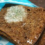 Плесень на хлебе Fazer