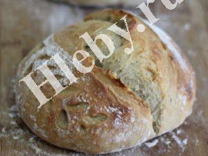 Безглютеновый хлеб с травами