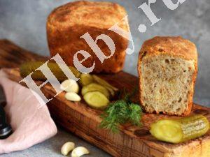 Рецепт хлеба с травами в духовке